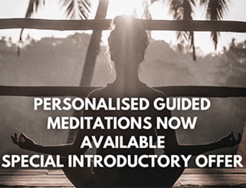 Personalised Guided Meditations Now Available To Order